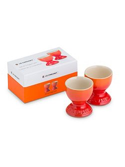 Set of 2 Egg Cups, Volcanic