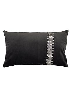 Romina 30x50cm smoke cushion