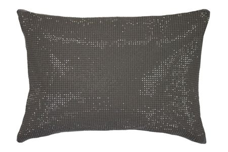 Kylie Minogue Livia taupe 24x18cm cushion