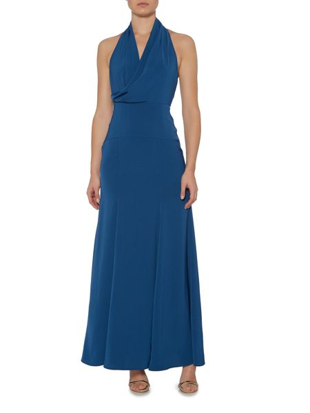 Keepsake Sleeveless Cowl Neck Maxi Dress