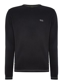 Rime crew neck jumper
