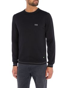 Hugo Boss Rime v neck jumper
