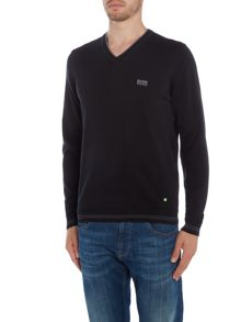 Hugo Boss Vime crew neck jumper
