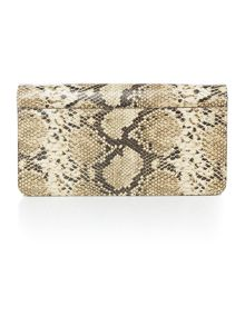 Lauren Ralph Lauren Lynwood multi snake farah clutch bag