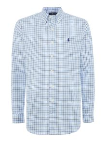 Polo Ralph Lauren Long sleeve mini check shirt