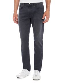 Hugo Boss C-delaware slim fit grey wash jeans
