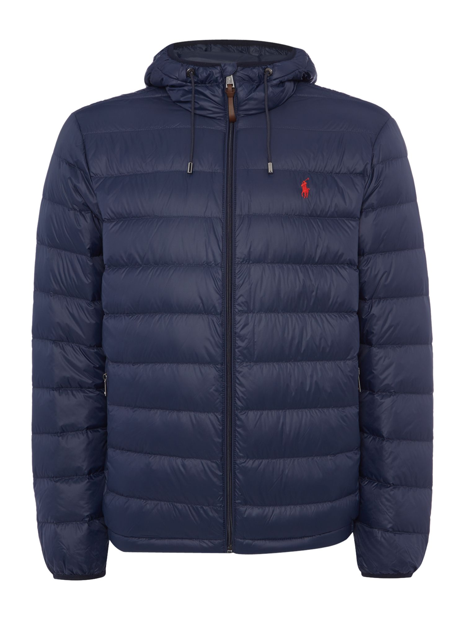 Polo Ralph Lauren Lightweight down filled hooded jacket .