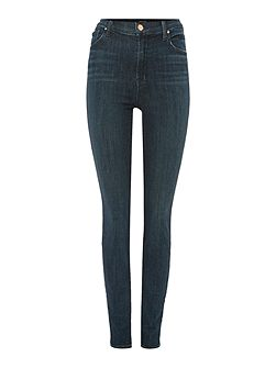 Carolina high rise skinny jean
