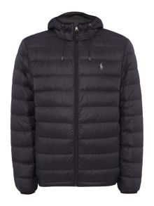 Polo Ralph Lauren Lightweight down filled hooded jacket