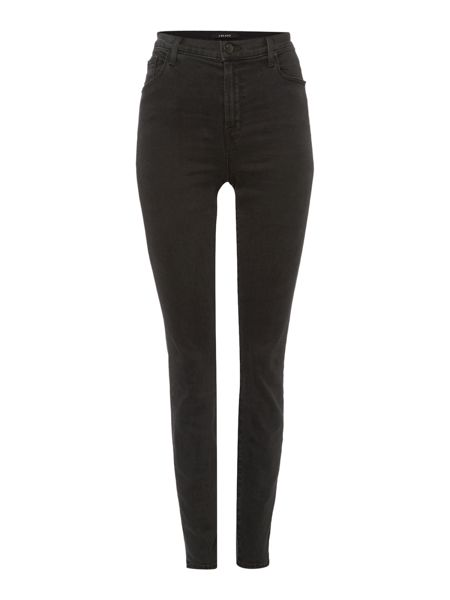 J Brand Carolina high rise skinny jean