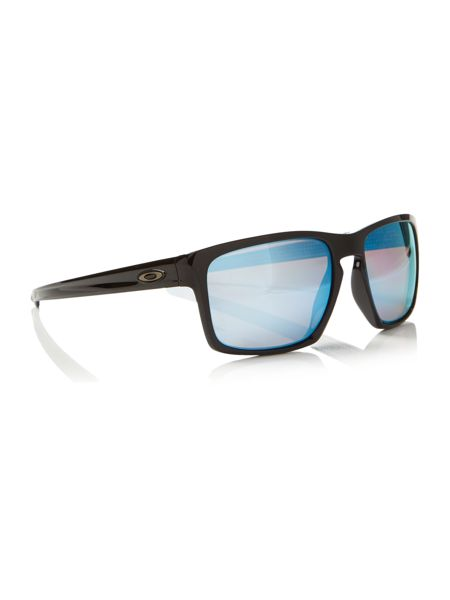 Oakley Black rectangle OO9262 sunglasses