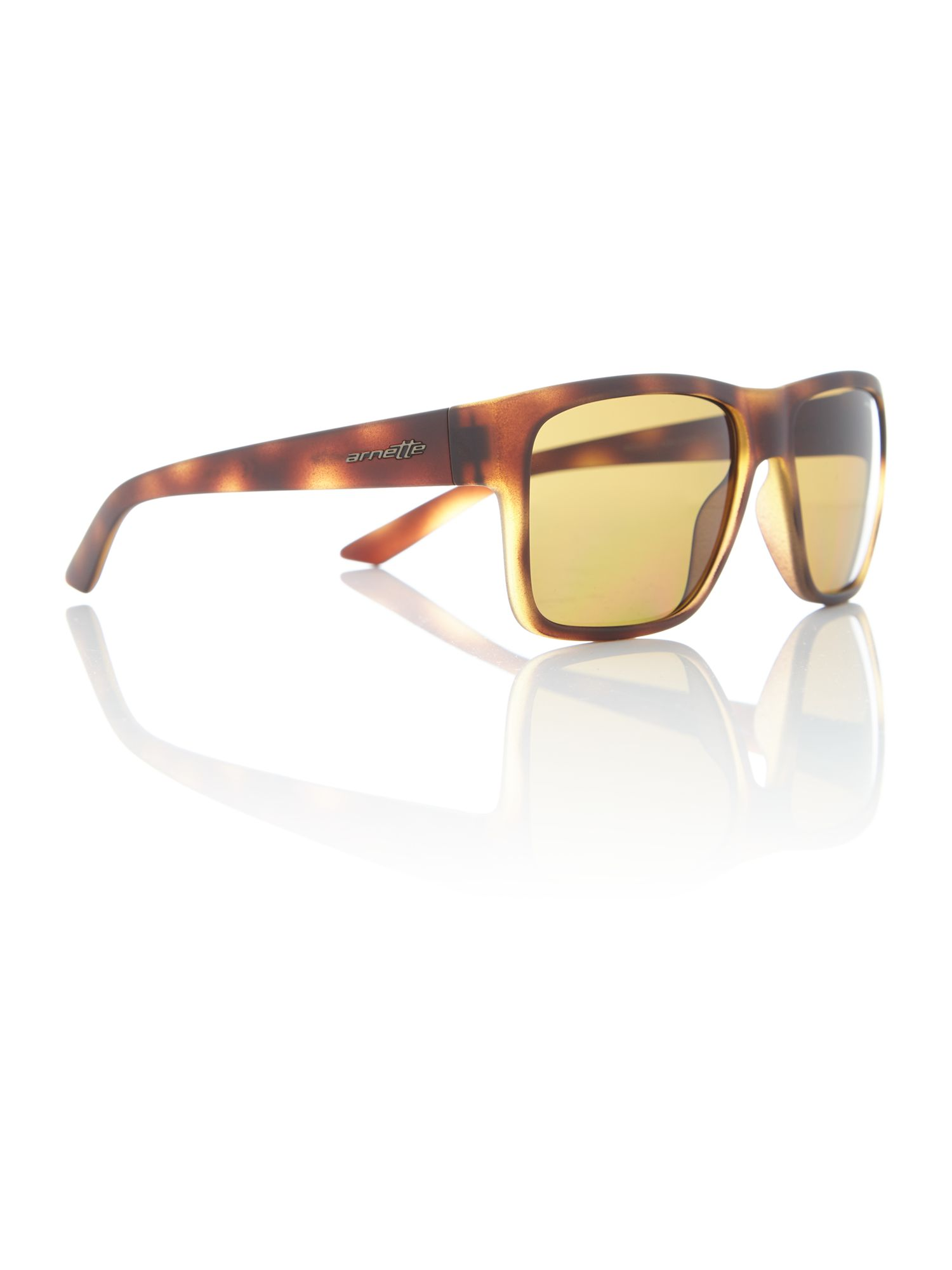 Arnette Havana square AN4226 sunglasses