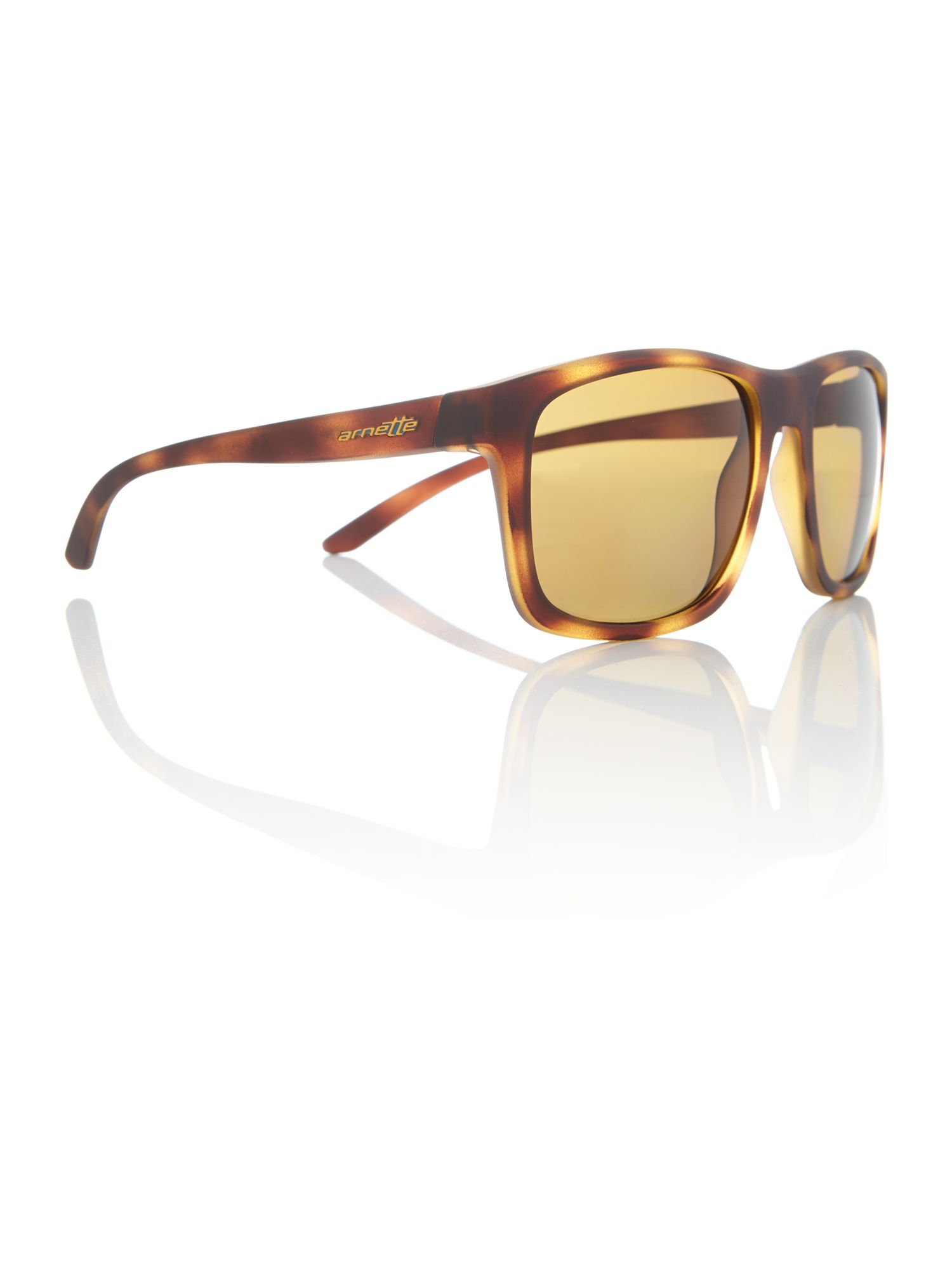 Arnette Brown square AN4233 sunglasses