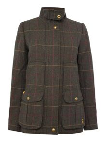 Joules Country Tweed Fieldcoat