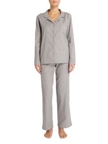 Dickins & Jones Silver spot pj set
