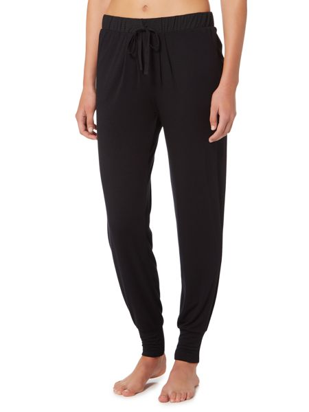Linea Sheer stripe lounge trouser