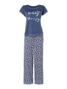 Therapy Pretty sleep pj set