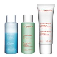 Clarins Cleansing Trousse for Normal or Combination Skin