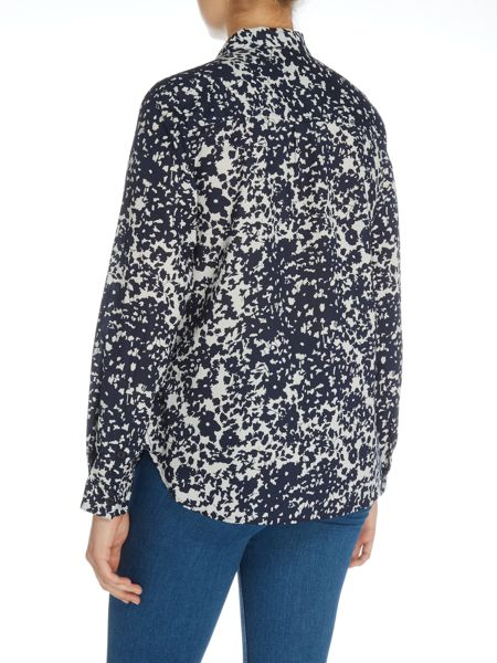 Joules Printed Pop Over Shirt