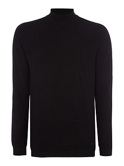 Long Sleeve High Neck Sweater