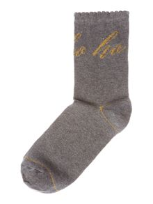 Ted Baker HoHoHo ankle socks