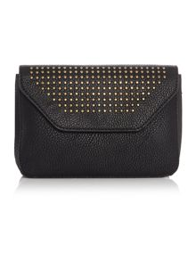 Pieces Small studded cross body bag