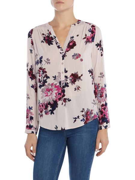 Joules Pop Over Blouse