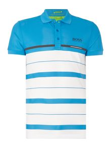 Hugo Boss Golf Paule pro 1 stripe polo