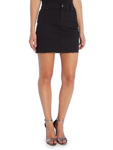 Bardot Mini Skirt with Pockets