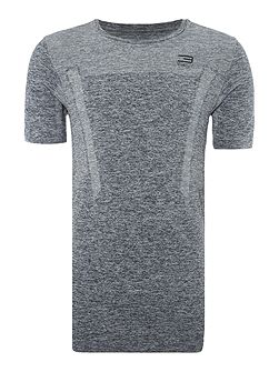 Tech Base Layer Mixed Seam T-shirt