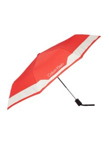 Calvin Klein Medium foldable umbrella