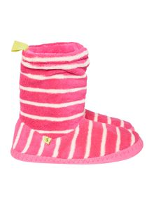 Joules Womens Fluffy Slipper Socks
