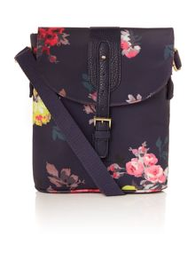 Joules Coated Canvas Cross Body Bag