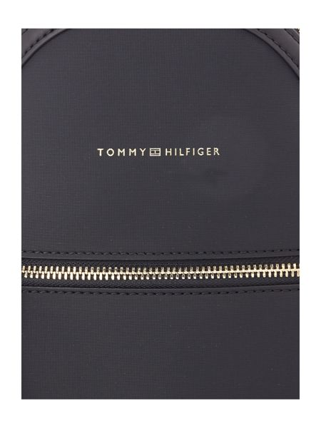 Tommy Hilfiger Love Tommy Black Mini Backpack
