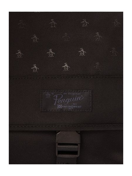 Original Penguin Tonal All Over Print Backpack