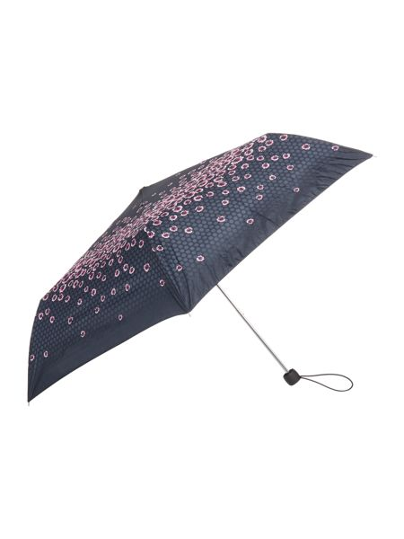 Fulton Superslim raining rose umbrella