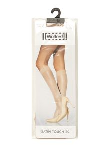 Wolford SATIN TOUCH KNEE HIGH
