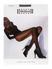 Wolford Velvet deluxe 50 denier tights