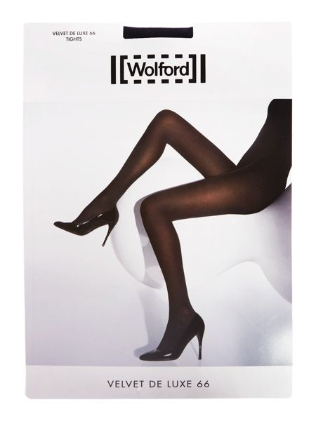 Wolford Velvet de Luxe 66 denier tights