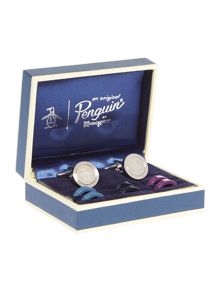 Original Penguin Interchangeable Cufflink
