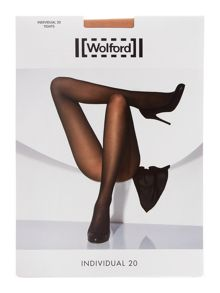 Wolford Individual 20 denier tights