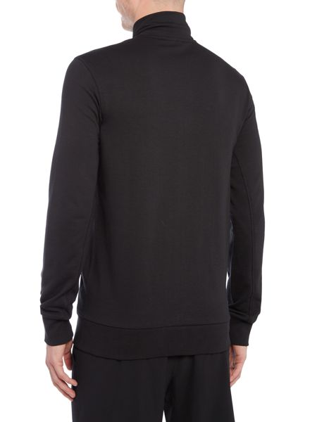 Jack & Jones Turtle Neck Zip-Through Sweatshirt