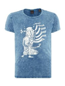 Scotch & Soda Short Sleeve Tee