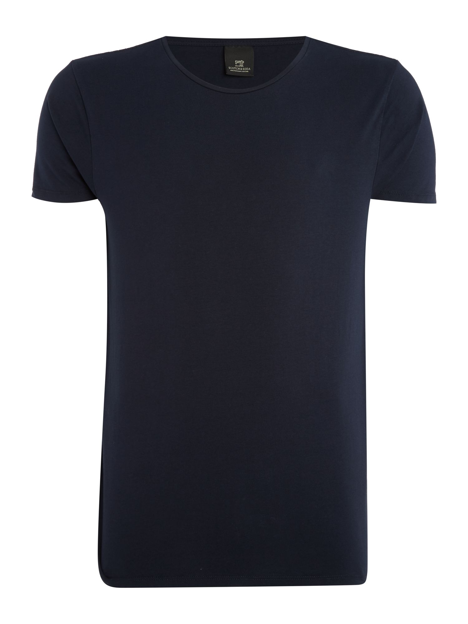 Men's Scotch & Soda Short Sleeve Tee, Blue