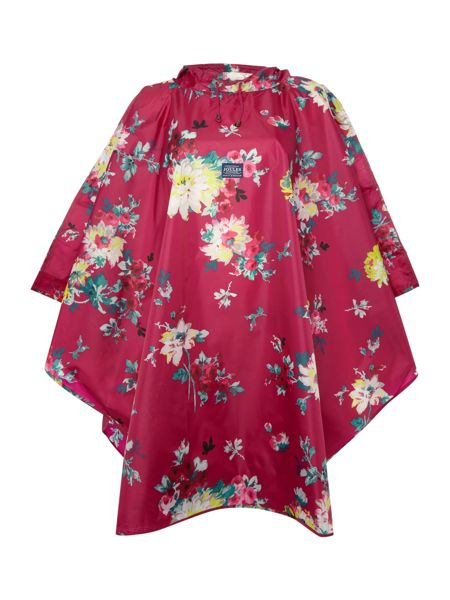 Joules Showerproof Poncho