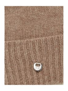 UGG Oversized beanie hat with pom pom