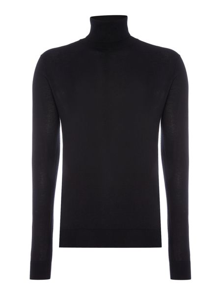 Gant Diamond G Roll Neck Knitted Jumper