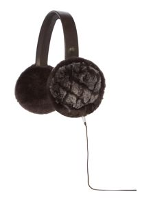 UGG Quilted wired sheepskin earmuff