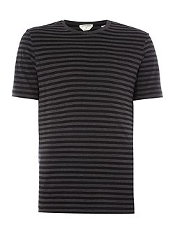 Diamond G Cotton Stripe T-shirt