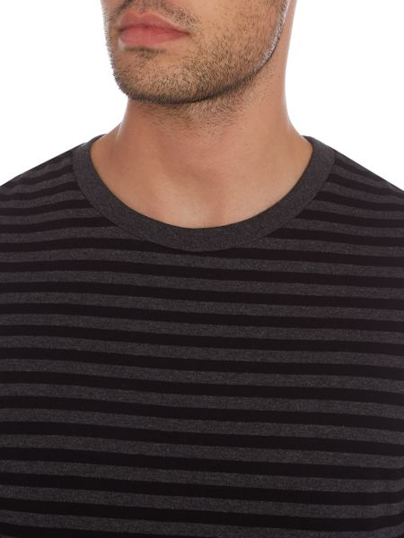 Gant Diamond G Cotton Stripe T-shirt